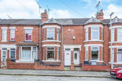 3 Bedrooms Terraced House for sale in Madeley, Crewe, Cheshire