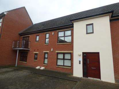 2 Bedrooms Flat for sale in Far End, St. James, Northampton, Northamptonshire