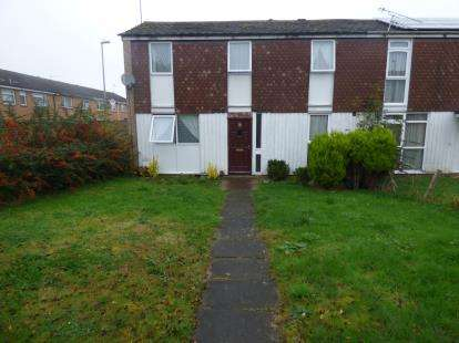 3 Bedrooms End Of Terrace House for sale in Ringway, Briar Hill, Northampton, Northamptonshire
