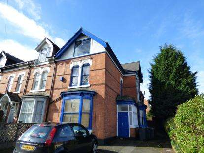 1 Bedroom Flat for sale in Church Road, Moseley, Birmingham, West Midlands