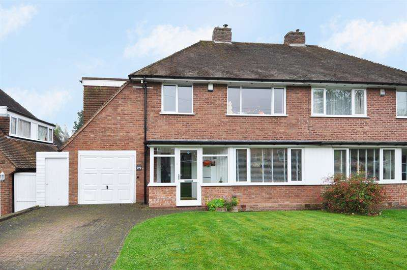 5 Bedrooms Semi Detached House for sale in Heath Road South, Bournville Village Trust, Northfield