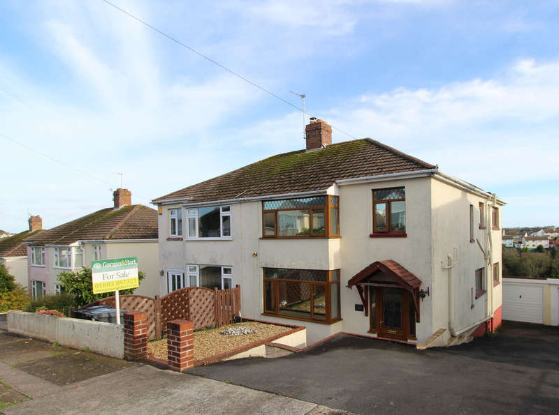 3 Bedrooms Semi Detached House for sale in Highland Road, Chelston, Torquay