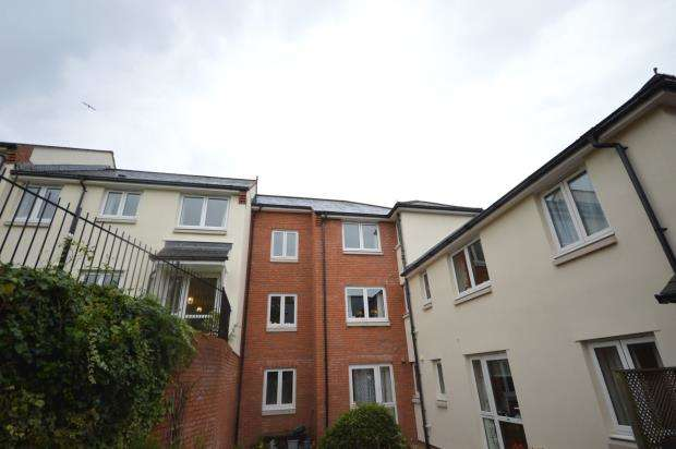 1 Bedroom House for sale in Mowbray Court, Butts Road, Exeter, Devon