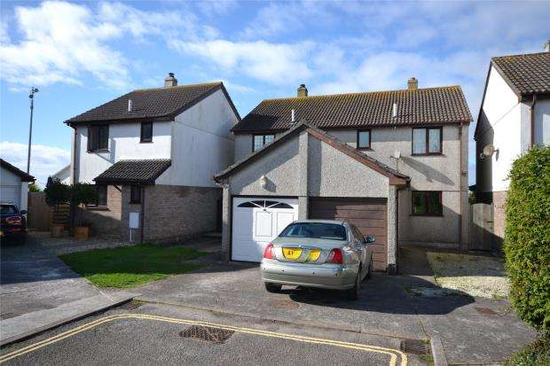 3 Bedrooms Semi Detached House for sale in Brentwartha, Polperro, Looe, Cornwall