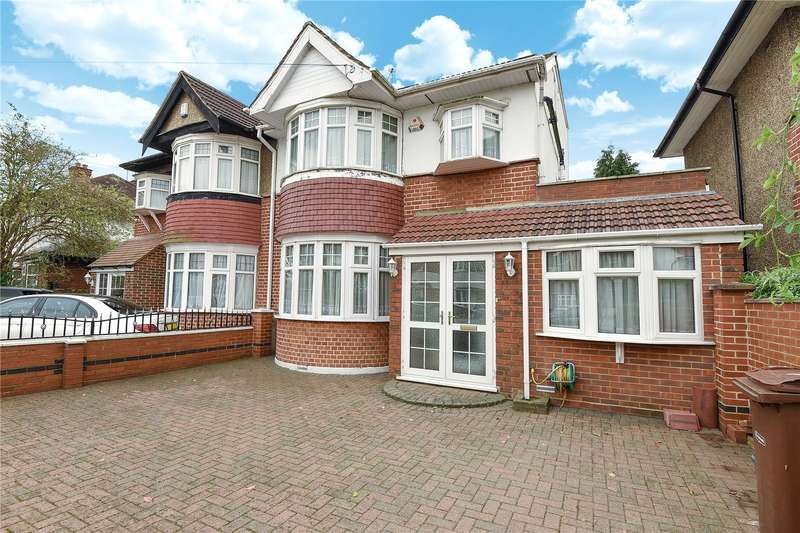 6 Bedrooms Semi Detached House for sale in Cannonbury Avenue, Pinner, Middlesex, HA5