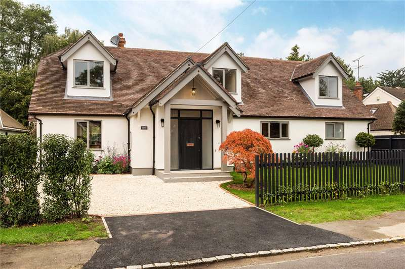 4 Bedrooms Detached House for sale in Boulters Lane, Maidenhead, Berkshire, SL6