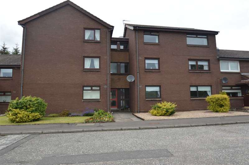 2 Bedrooms Apartment Flat for sale in Merry Street, Motherwell