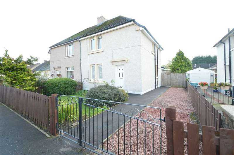 3 Bedrooms Semi Detached House for sale in Kings Drive, Motherwell