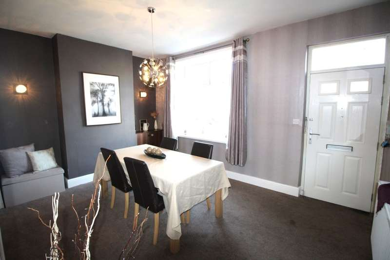 2 Bedrooms Terraced House for sale in Mitella Street, Burnley, BB10