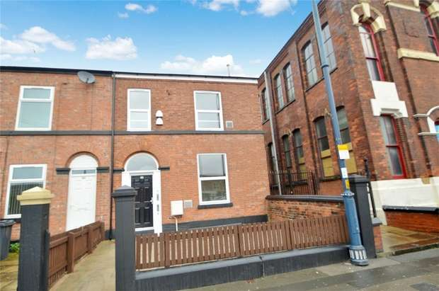 4 Bedrooms End Of Terrace House for sale in Wellington Road, Ashton-under-Lyne, Greater Manchester