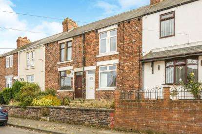 3 Bedrooms Terraced House for sale in Rock Terrace, New Brancepeth, Durham, Durham, DH7