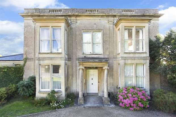 1 Bedroom Flat for sale in Leaze House, Vallis Road, Frome