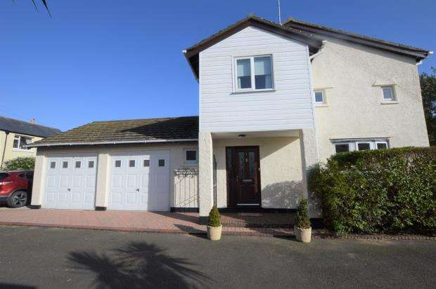 4 Bedrooms Detached House for sale in Tothill Court, Shaldon, Devon