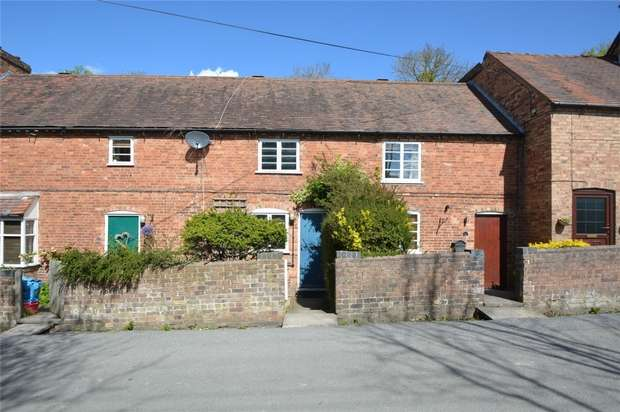 2 Bedrooms Terraced House for sale in Lincoln Hill, Ironbridge, Shropshire