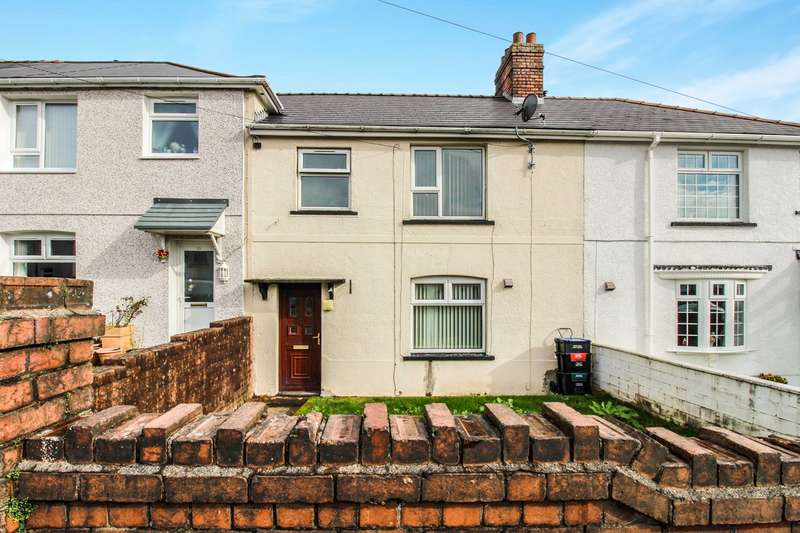 3 Bedrooms Terraced House for sale in Lilian Grove, EBBW VALE, NP23