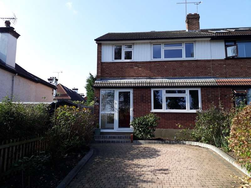 3 Bedrooms Semi Detached House for sale in Landscape Road, Woodford Green, Essex, IG8