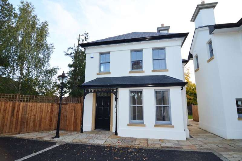 2 Bedrooms Detached House for sale in Featherbed Villas, Hampton Hill, TW12