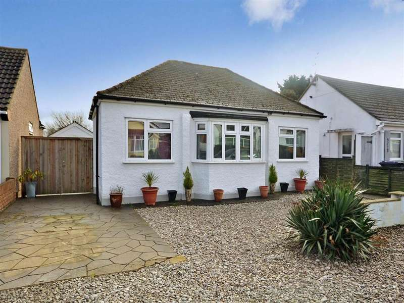 2 Bedrooms Bungalow for sale in Talbot Avenue, Herne Bay, Kent