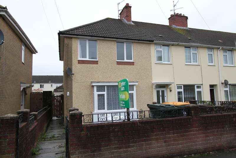3 Bedrooms Terraced House for sale in Maesglas Road, Newport