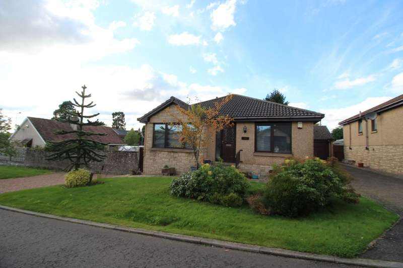 3 Bedrooms Detached Bungalow for sale in Ashbank Gardens, Springfield, Cupar, KY15
