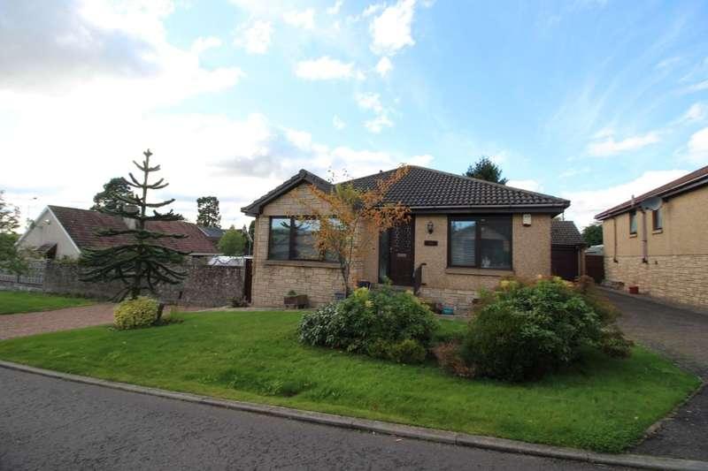 3 Bedrooms Detached Bungalow for sale in Ashbank Gardens, Springfield, Cupar, KY15
