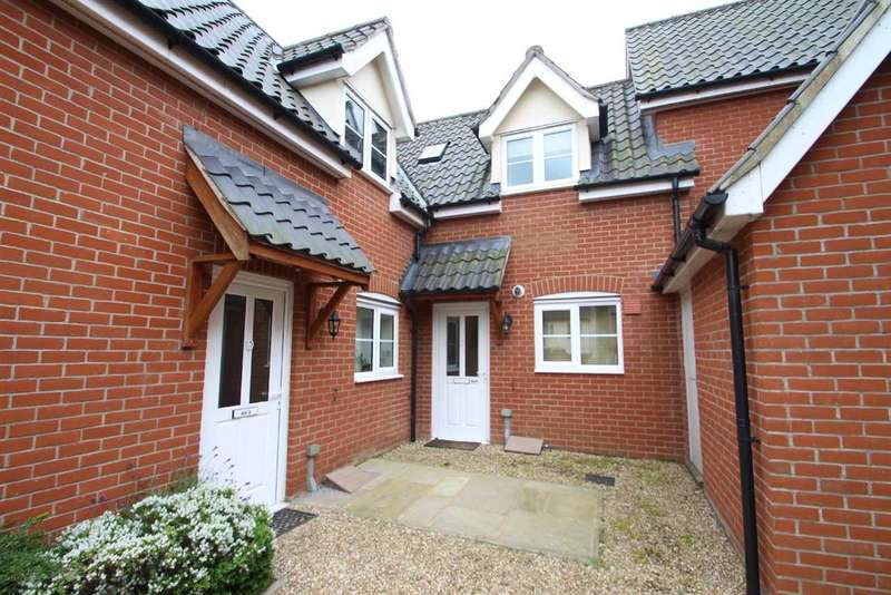 1 Bedroom Terraced House for sale in Spring Road, Ipswich