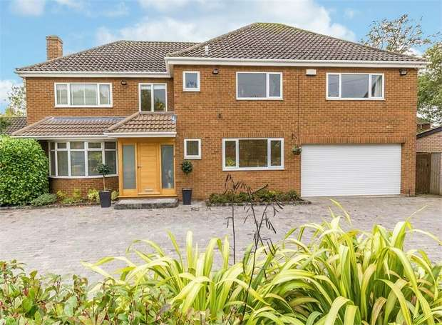 5 Bedrooms Detached House for sale in Augusta Close, Grimsby, Lincolnshire