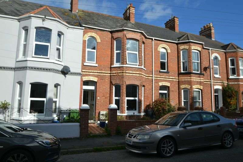 4 Bedrooms Terraced House for sale in DANBY TERRACE, EXMOUTH