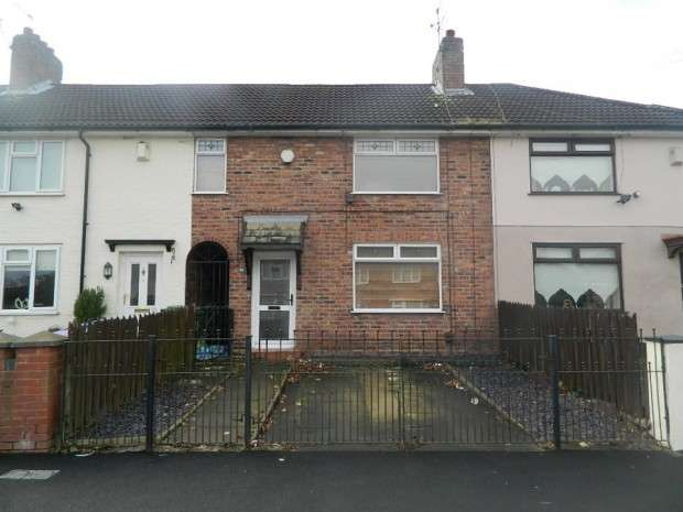 3 Bedrooms Terraced House for sale in Stalisfield Avenue, Liverpool, L11