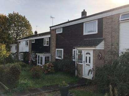 3 Bedrooms Terraced House for sale in Webb Rise, Stevenage, Hertfordshire