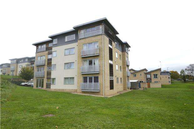 2 Bedrooms Flat for sale in Renard Court, Sotherby Drive, CHELTENHAM, Gloucestershire, GL51 0FN