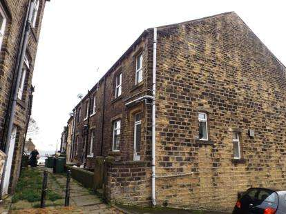 2 Bedrooms End Of Terrace House for sale in Longwood Gate, Longwood, Huddersfield, West Yorkshire