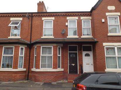 3 Bedrooms Terraced House for sale in Hartington Street, Manchester, Greater Manchester, Uk