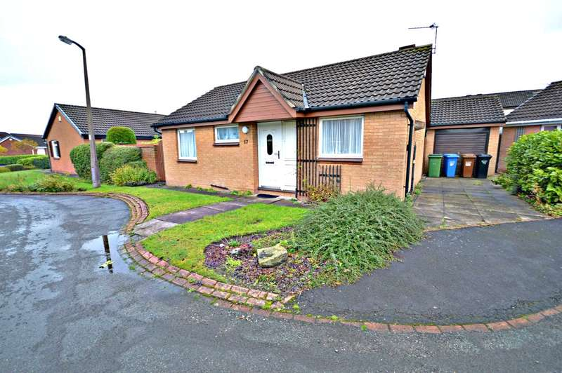2 Bedrooms Detached Bungalow for sale in Edenbridge Road, Cheadle Hulme