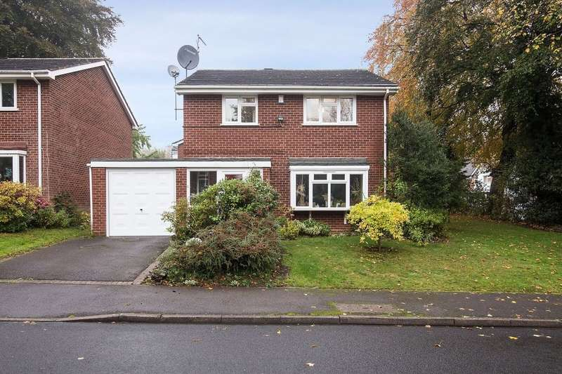 4 Bedrooms Detached House for sale in Crondal Place, Edgbaston, B15