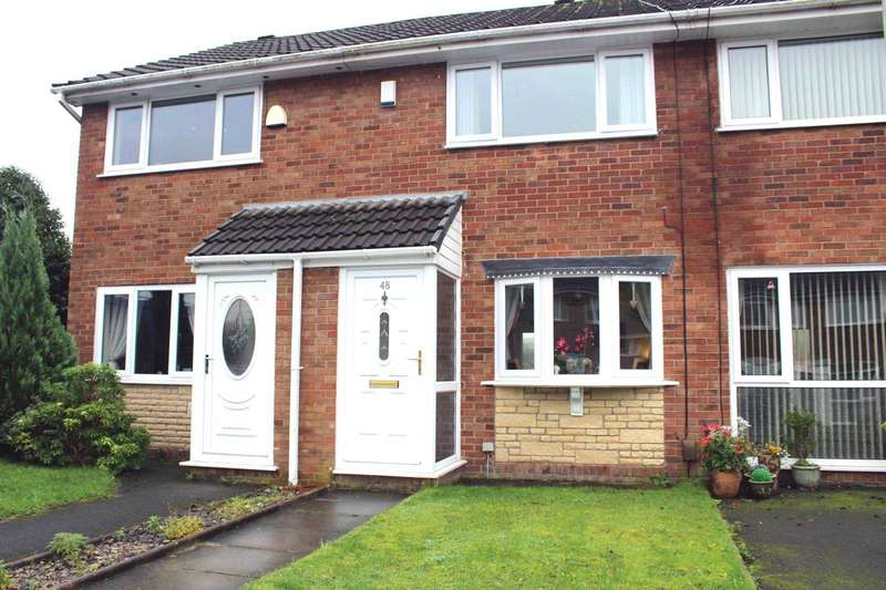 2 Bedrooms Town House for sale in Bradshaw Meadows, Bolton