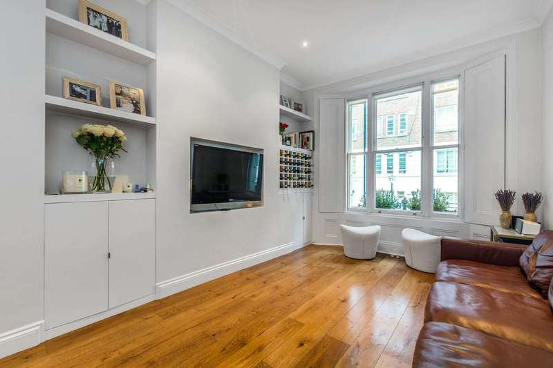 2 Bedrooms Maisonette Flat for sale in Westbourne Grove Terrace, Westbourne Grove, W2