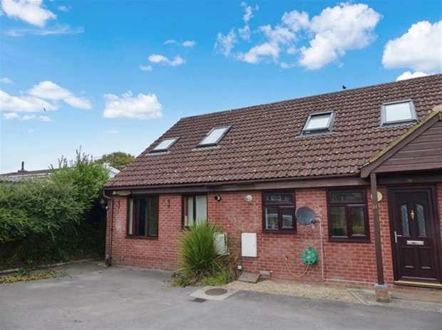 2 Bedrooms Terraced House for sale in Woodcock Road, Warminster