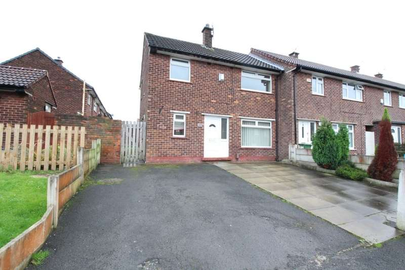3 Bedrooms Terraced House for sale in Windermere Road, Hyde, SK14