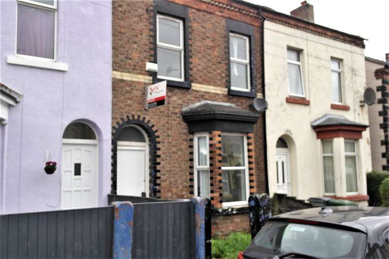 4 Bedrooms Terraced House for rent in Seafield Road, New Ferry, Birkenhead