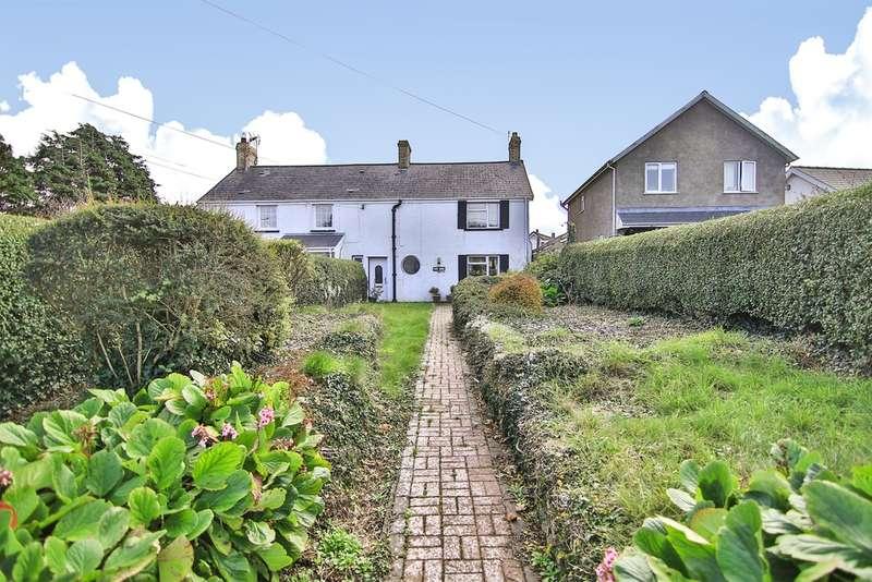 3 Bedrooms Semi Detached House for sale in Church Street, Wick, Cowbridge