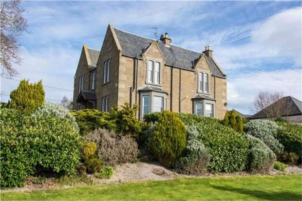 5 Bedrooms Detached House for sale in Panbride, Panbride, Carnoustie, Angus