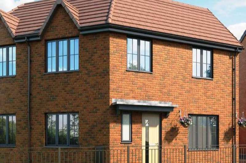 3 Bedrooms Semi Detached House for sale in The Moulton Whalleys Road, Skelmersdale, WN8
