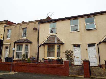 3 Bedrooms Terraced House for sale in Eaves Street, Blackpool, Lancashire, FY1