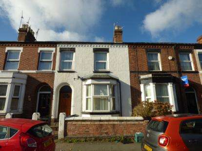 7 Bedrooms Terraced House for sale in Bouverie Street, Chester, Cheshire, CH1