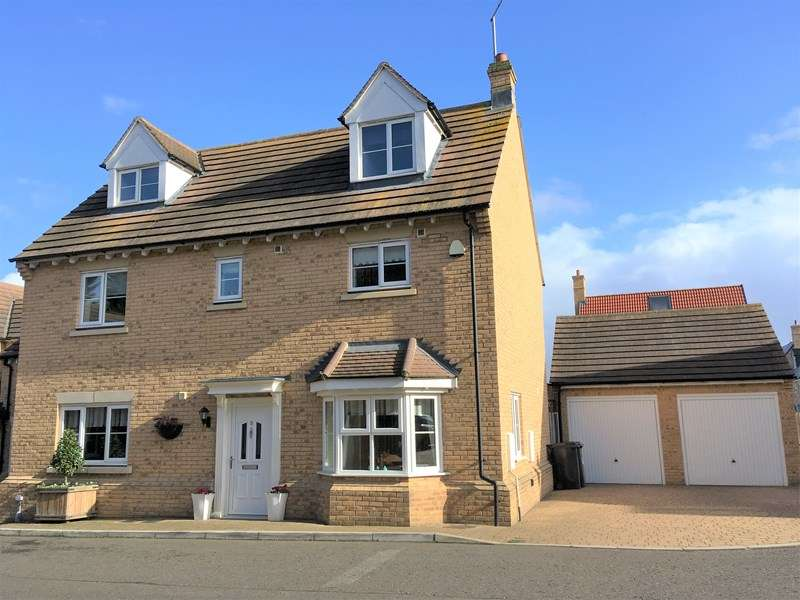 4 Bedrooms Detached House for sale in Gunn Close, Rayleigh