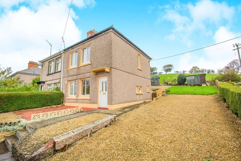 3 Bedrooms Semi Detached House for sale in Orchard Street, Phillipstown, New Tredegar