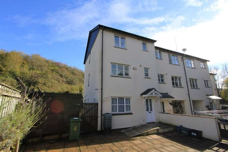 5 Bedrooms End Of Terrace House for sale in Holne Court, Church Street, Buckfastleigh