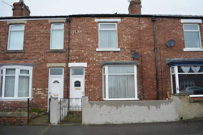 2 Bedrooms Terraced House for sale in Arthur Terrace, Bishop Auckland, , DL14 6BL