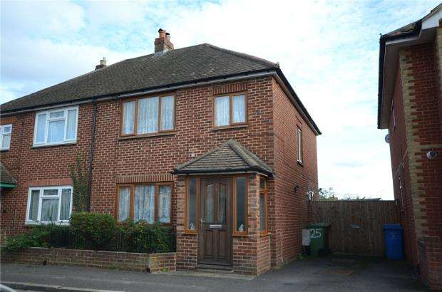3 Bedrooms Semi Detached House for sale in Herrett Street, Aldershot, Hampshire